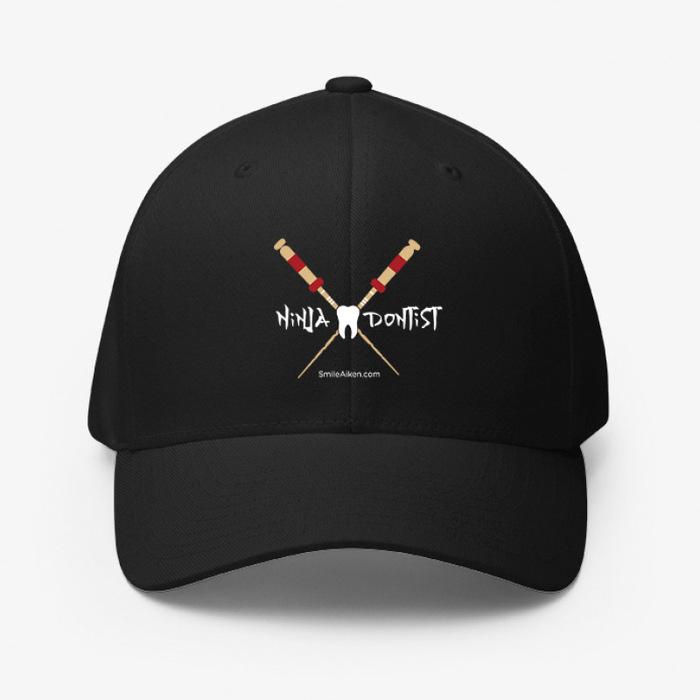 Ninjadontist Logo Dad Hat